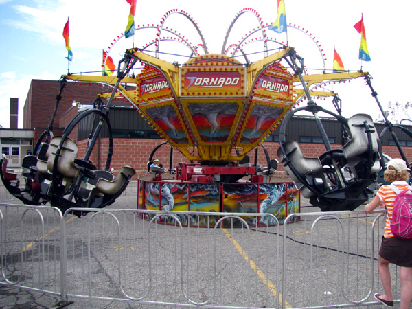 A Talking Dictionary. tornado carnival ride – Faux Farm Girl